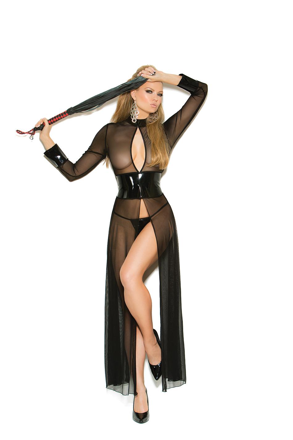 erotic photo lakk klær
